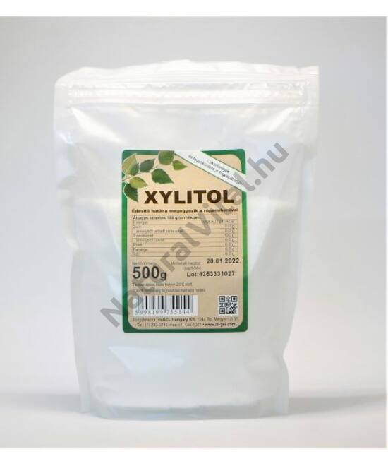DIA-WELLNESS XYLITOL NYÍRFACUKOR 500G