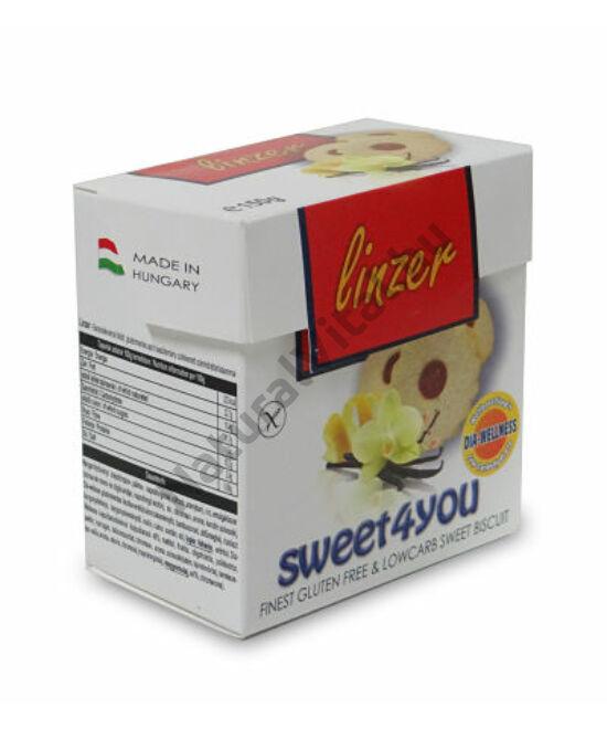 DIA-WELLNESS GLUTÉNMENTES LINZER 150G