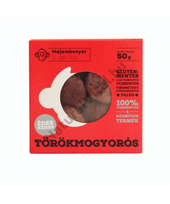 MAJOMKENYÉR TÖRÖKMOGYÓS PALEOKEKSZ 50G