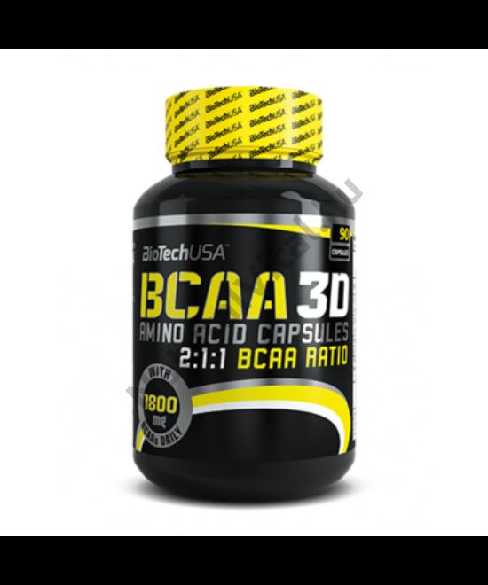 BIOTECH BCAA 3D AMINOSAV 90DB