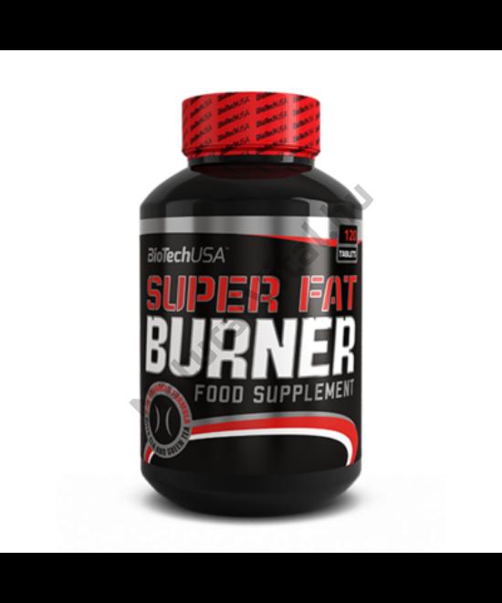 BIOTECH SUPER FAT BURNER 120DB