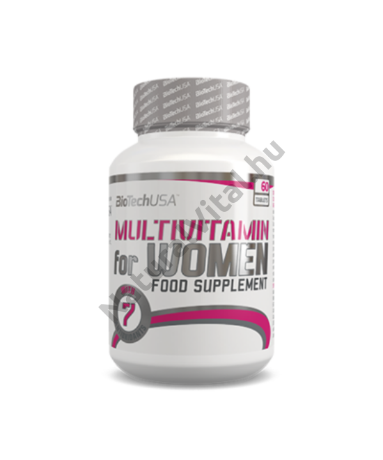 BIOTECH MULTIVITAMIN FOR WOMEN TABLETTA 60DB