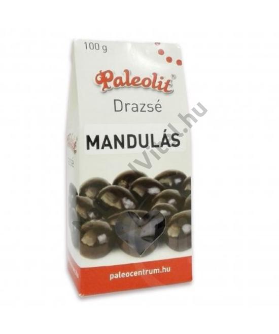 PALEOLIT MANDULÁS DRAZSÉ DOBOZOS 100G