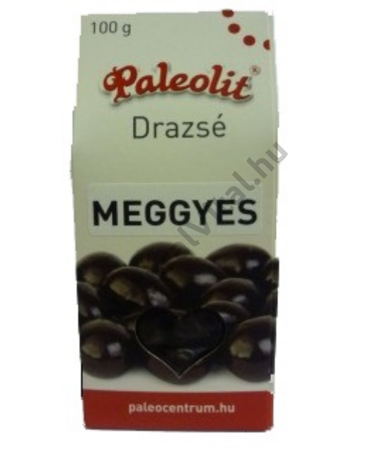 PALEOLIT MEGGYES DRAZSÉ DOBOZOS 100G