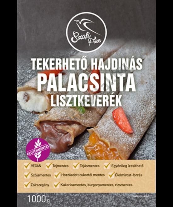 SZAFI FREE TEKERHETŐ HAJDINÁS PALACSINTA LISZTKEVERÉK 5000G