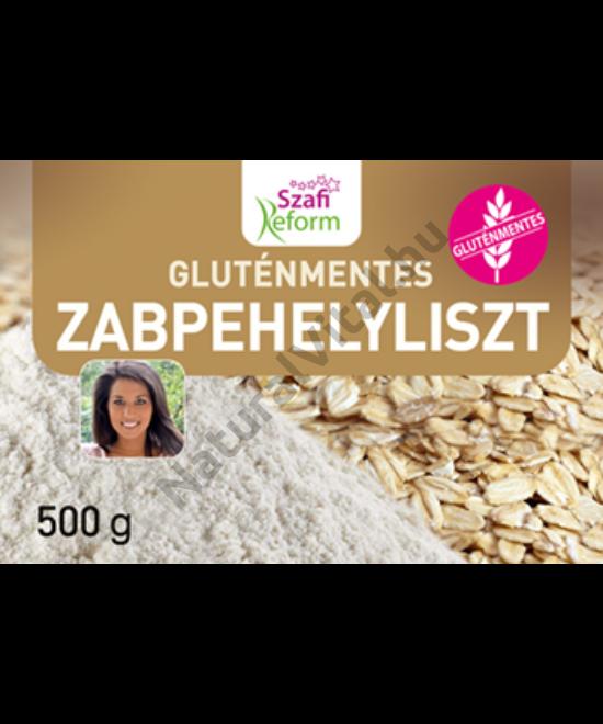 SZAFI_REFORM_GLUTENMENTES_ZABPEHELYLISZT_ZABLISZT_500G