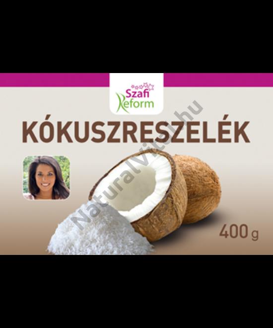 SZAFI REFORM KÓKUSZRESZELÉK 400G