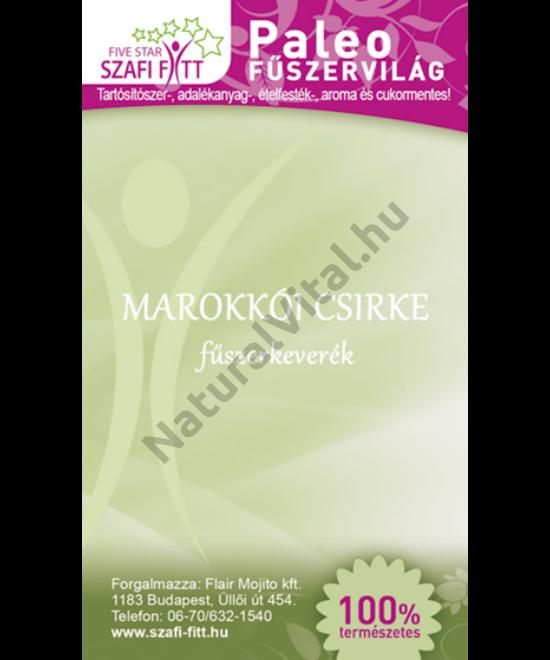 SZAFI_REFORM_PALEO_MAROKKOI_CSIRKE_FUSZERKEVEREK_30G