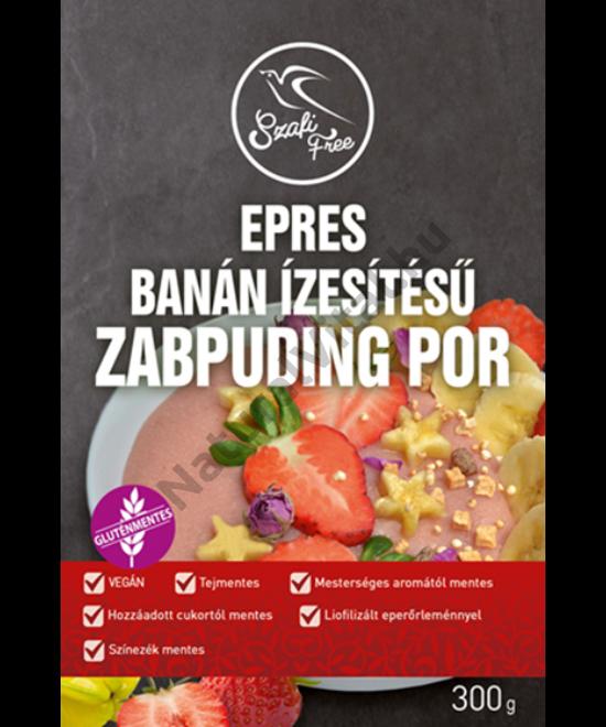 SZAFI_FREE_EPRES_BANAN_IZESITESU_ZABPUDING_POR_300G