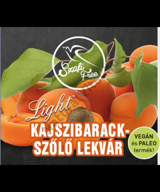 SZAFI_FREE_KAJSZIBARACKSZOLO_LEKVAR_350G