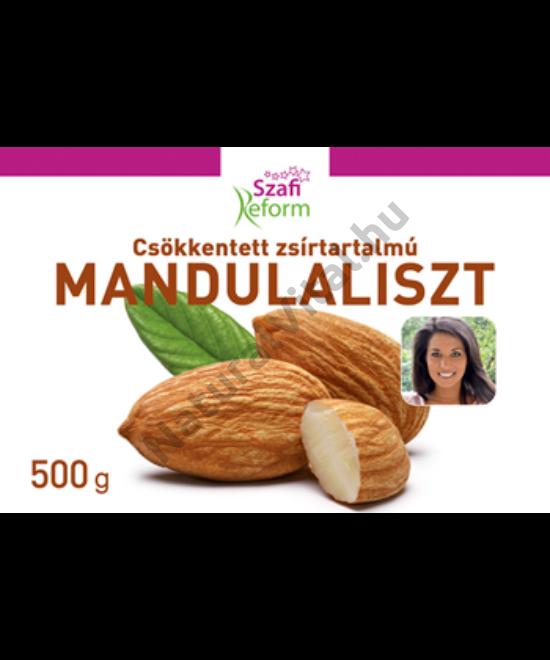 SZAFI_REFORM_CSOKKENTETT_ZSIRTARTALMU_MANDULALISZT_500G