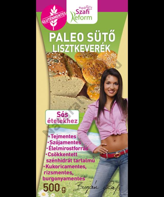 SZAFI REFORM SÜTŐ LISZTKEVERÉK 500G