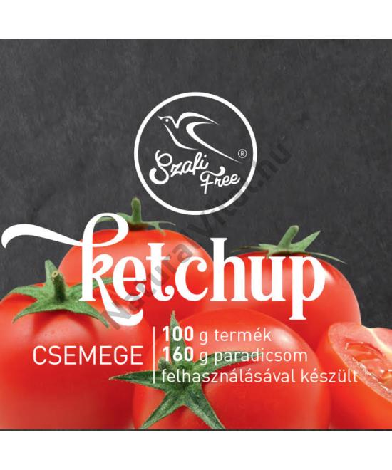 SZAFI FREE KETCHUP CSEMEGE 290G