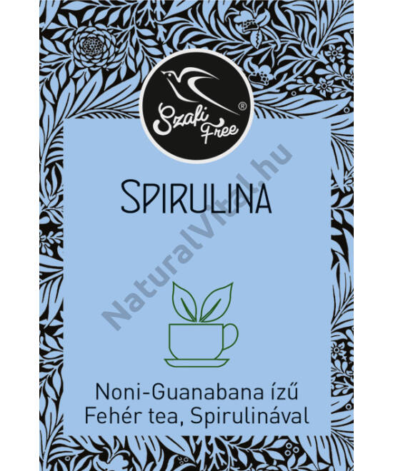 SZAFI FREE SPIRULINA TEA 40G