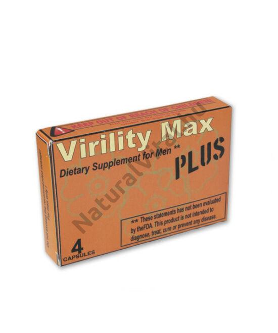 VIRILITY MAX PLUS 4 DB