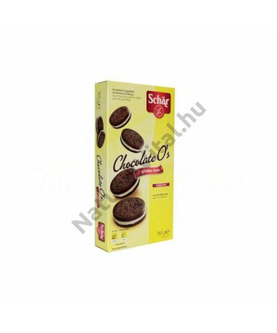 SCHAR GLUTÉNMENTES KEKSZ DISCO CIOK KAKAÓS 165 G