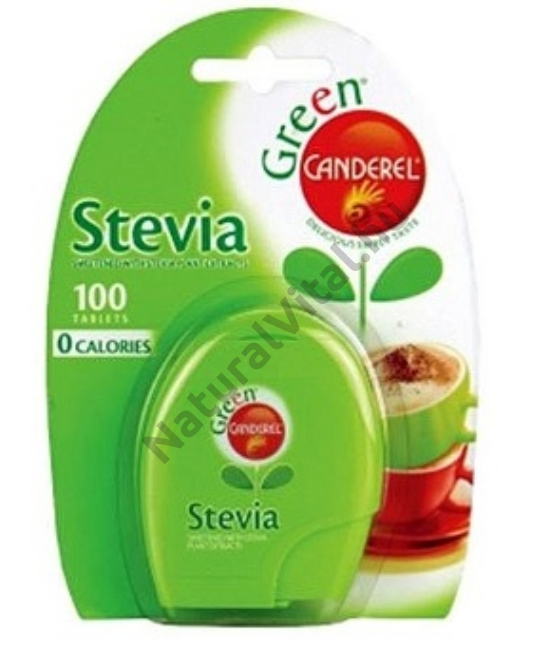 CANDEREL GREEN STEVIA TABLETTA 100DB