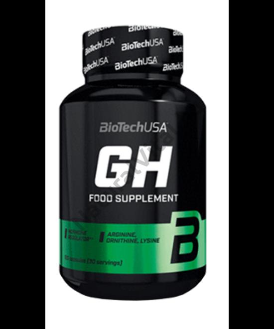 Biotech gh hormone regulator 120 db