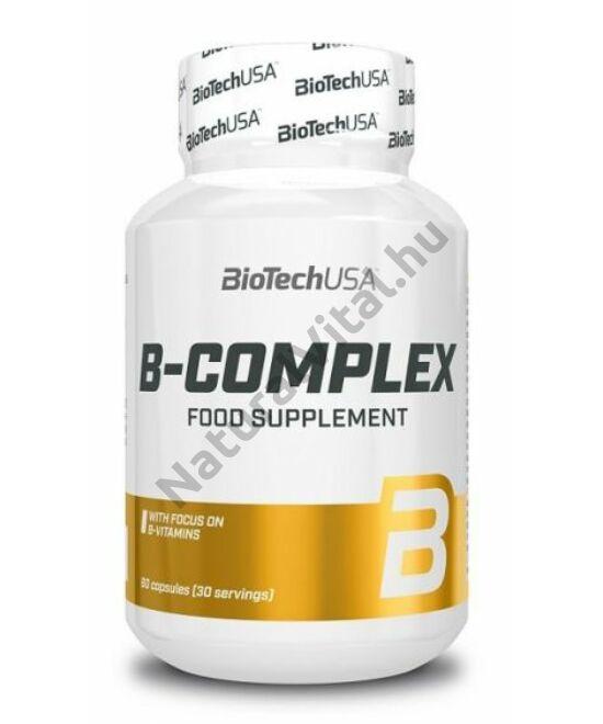 BIOTECH USA VITAMIN-B COMPLEX