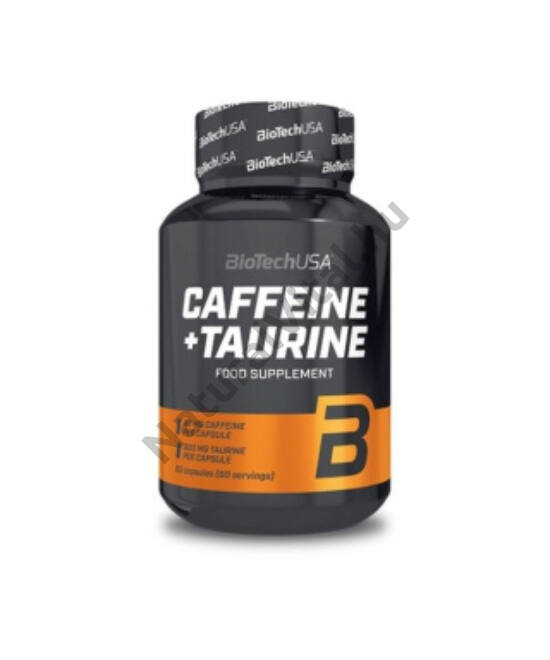 BIOTECH CAFFEINTE AND TAURINE