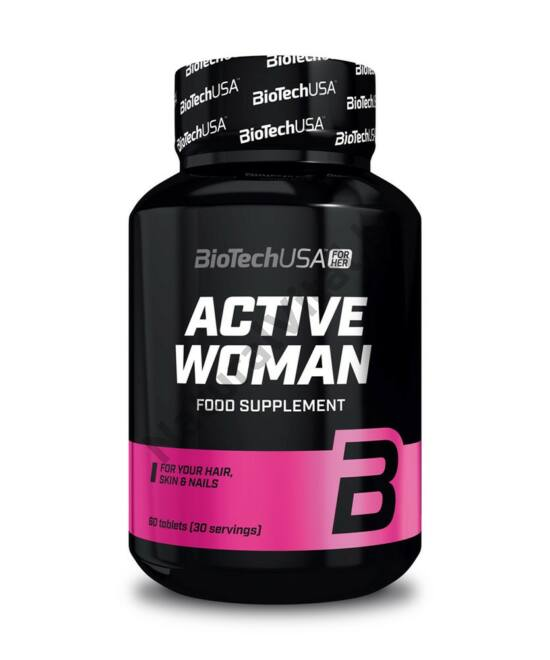 Biotech active  women for her tabletta 60 db
