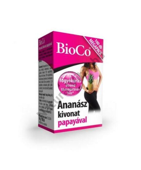 BIOCO_ANANASZ_KIVONAT_PAPAYAVAL