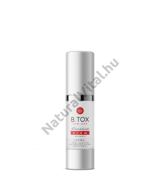 B.TOX Ránctalanító Intenzív Krém
