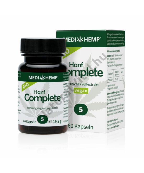 MEDI HEMP Bio Kender Complete Capsules 5%, 60db