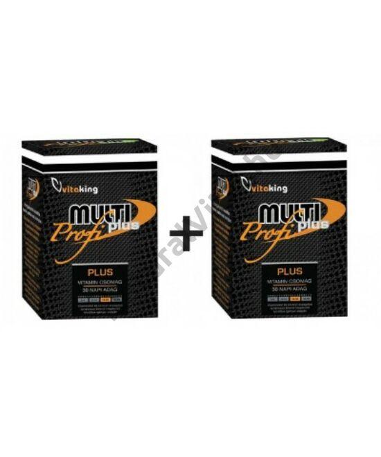 Vitaking Multi Plus Profi vitamincsomag DUO 2x30 db