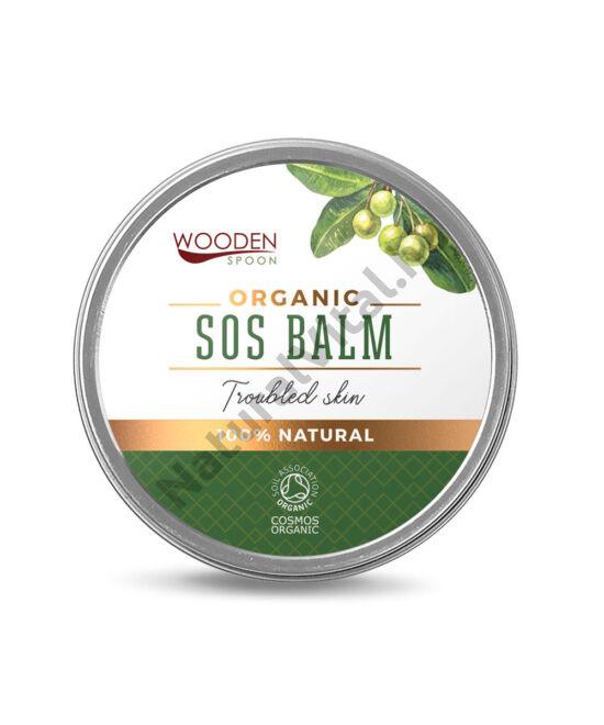Wooden Spoon Bio SOS balzsam (15 ml)