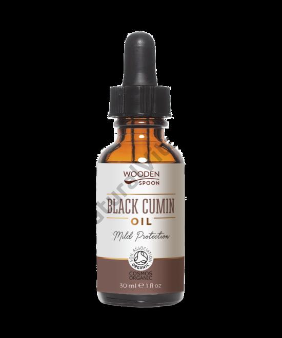 Wooden Spoon Bio Feketekömény olaj (30 ml)
